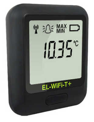 EasyLog WiFi data loggers - temperature and humidity