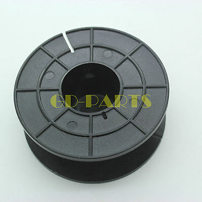 2PCS 80x32mm Black Plastic Bobbin Wire Coil Former For DIY Transformers Inductor