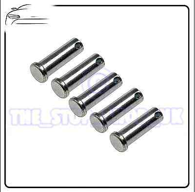 Tractor Car CLEVIS PIN 6.0 X 25MM X5 SET TM6630