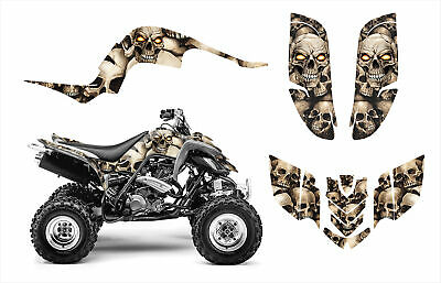 Raptor 660 graphics Yamaha 660R deco sticker kit NO5555N Boneyard