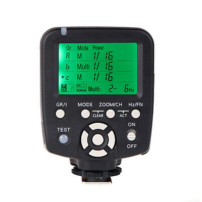 Yongnuo YN560-TX Wireless Flash Controller and Commander for Nikon DSLR Cameras