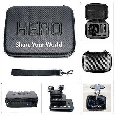 Waterproof Shockproof Protective Case Carry Bag For GoPro Accessory Hero4 3+ 3 2