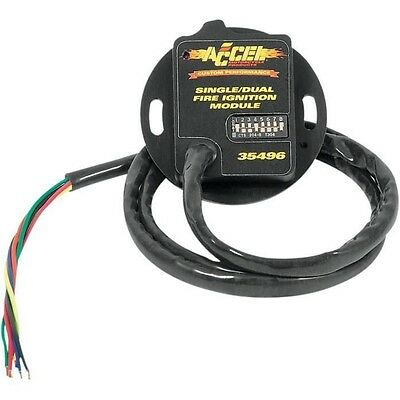 Single or Dual Fire Ignition Module Accel  35496
