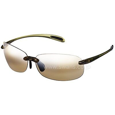 SWANS Airless Beans SABE-1305 Mirror Lens Model Sunglasses Running Golf