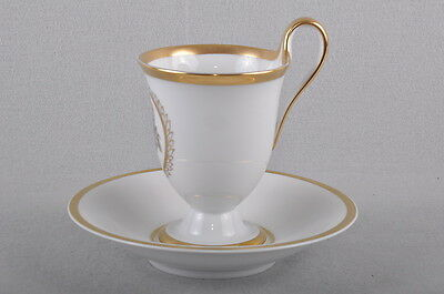 KPM Berlin portrait cup collectible Frederick the Great, limited