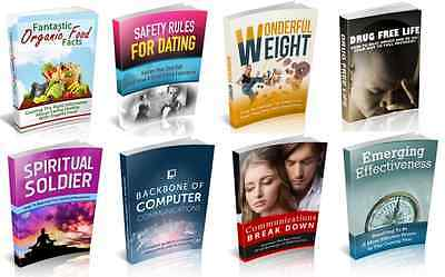 100 Resell Rights eBooks Vol.1   ( Only 10 ¢ per Book )   PDF