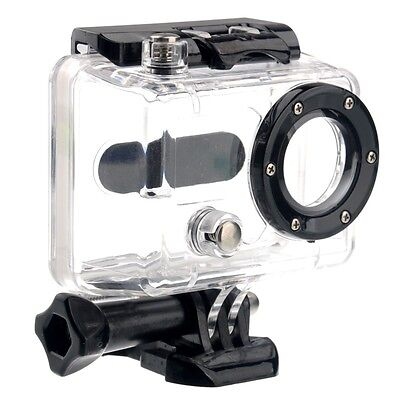Side Opening Skeleton Protective Housing Case For Gopro HD Hero 1 Hero 2 Camera