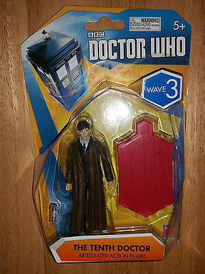 Doctor Who 3 3/4-Inch Tenth Doctor Action Figure