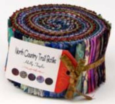 """Moda Jelly Roll~ North Country Trails ~Holly Taylor~ 2 1/2"""" Strips ~ 100% Cotton"""