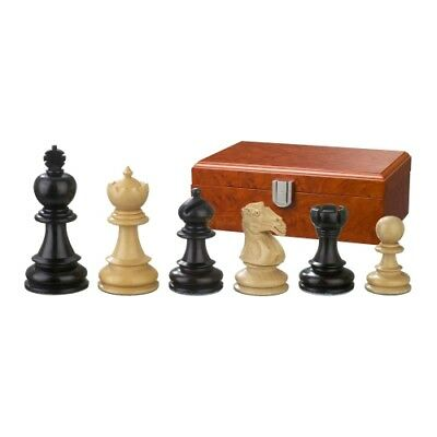 Chess figures - Galerius - Wood - noble - Staunton - Kings height 90 mm