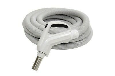 30' or 35' Direct Connect Electric Central Vacuum Hose - Beam Nutone Vacuflo