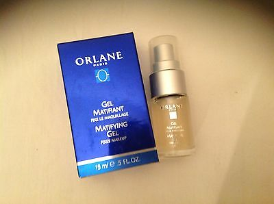 Gel Matifiamt Fix Le Maquillage Gel Fissatore Trucco Orlane