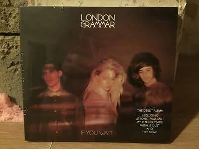 London Grammar - If You Wait CD + Exclusive Amazon Edition Signed Poster