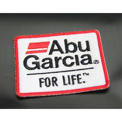 "The Abu Garcia Patch 2.75"" Emblem Logo Badge #ABS1"