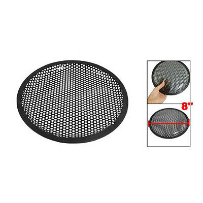 Universal 8 Inch Subwoofer Speaker Metal Waffle Cover Guard Grill PK