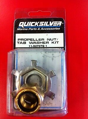 Mercury Outboard Propeller Nut/Tab Washer Kit