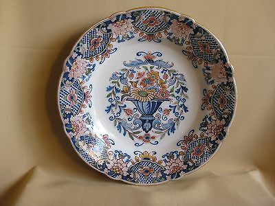 LARGE DELFT MAKKUM WALL PLATE CHARGER