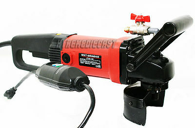 Hd 1600W wet polisher grinder granite Stone counter new