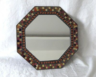 Partylite Global Fusion Mirror Candle Tray