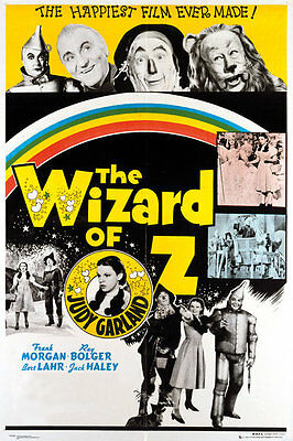 The Wizard of Oz Large New Maxi Poster 61cmx 91.5cm FP3150  249