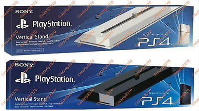 Official Sony PS4 PlayStation 4 Black/White Vertical Stand UK(BNIB)
