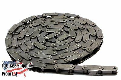 #C2040 Conveyor Roller Chain 10 Feet with 1 Connecting Link