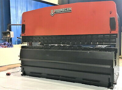 200 Ton x 13' Amada Promecam CNC Hydraulic Press Brake Metal Bender
