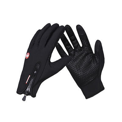 Touch Screen Unisex Windproof Outdoor Gloves for Cycling Skiing Hiking Traveling
