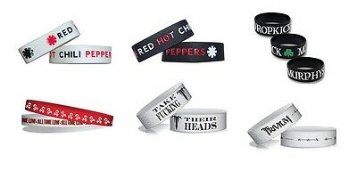 # Red Hot Chili Peppers - All Time Low  -  Official Rubber Wristband
