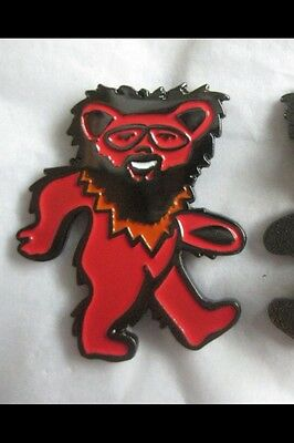 Grateful Dead Hat Pin Jerry Bear LE 100
