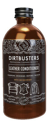 Professional 4 in 1 leather conditioner with deodoriser trade solution 500ml