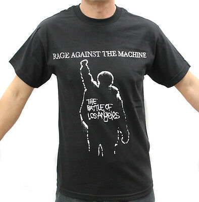 Rage Against The Machine RATM Rock Band Graphic T-Shirts
