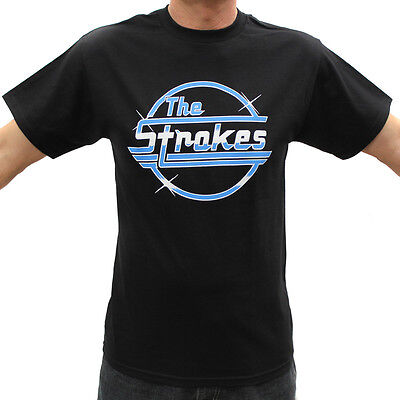 The Strokes Rock Band Graphic T-Shirts