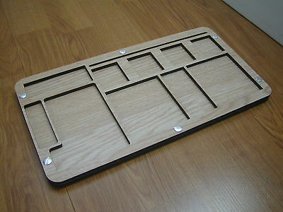 "Movement Tray for ""Star Trek"" ""Star Wars"" ""X-wing"" and ""D&D""  ""Attack wing"""