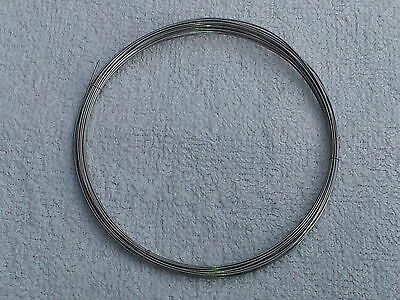 Nichrome resistance heating wire - Nickel Chrome 80/20 - AWG 23 21 20 19 18