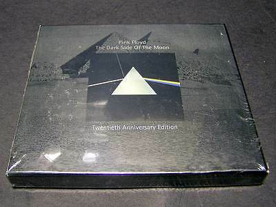 PINK FLOYD-The Dark Side of the Moon 20th Anniversary  CD BOXSET 1° USCITA MINT!