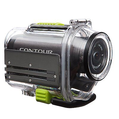 NEW Contour +2 GPS Enhanced HD Action Video Camera Waterproof Wide Angle Lens