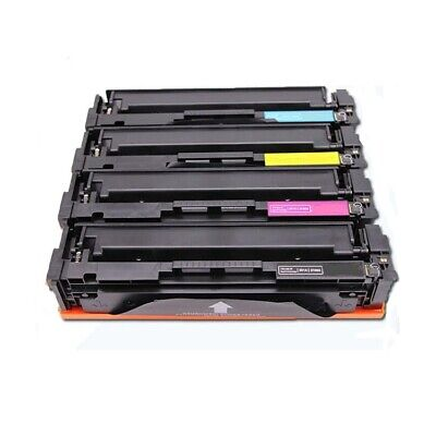 4PK High Yield CF380X CF381A CF382A CF383A Toner set NON-OEM for HP 312X/312A