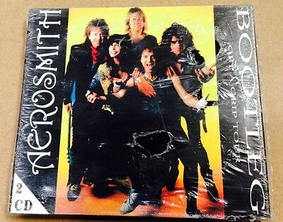 Aerosmith - Get A Grip Tour - 2 Cd Digipack Live 1993  - Mint Sealed