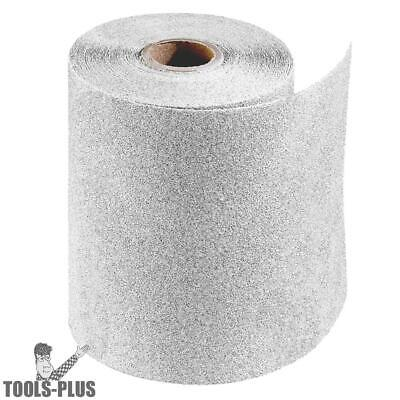 "4.5"" x 30 ft 100 Grit Stikit Sandpaper Roll Porter-Cable 740001001 New"