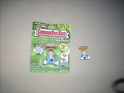 Garbage Pail Kids Key Chains, Blasted Billy, Sealed, Very Rare, Nice !!