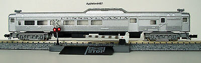 Lighted Bachmann N Scale Road Crossing Signals & Flashing Circuit
