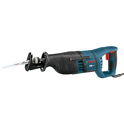 "Bosch Tools 12 Amp Reciprocating Saw + Case 1"" Stroke RS325 NEW"