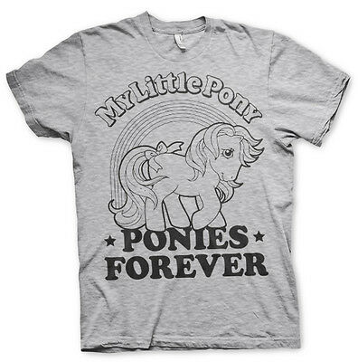 "Official Licensed My Little Pony ""Ponies Forever"" T-Shirt"
