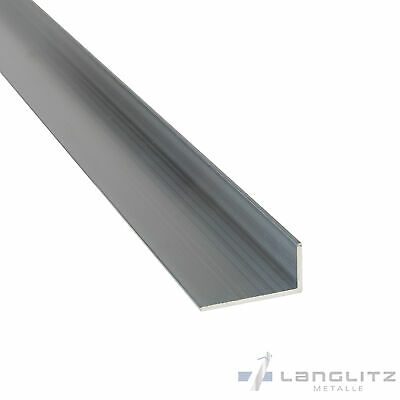 Aluminium Angle 0,5 up to 2 M Profile L Aluminium Profile Angle Section Aluminum