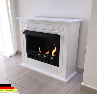 Cheminée Foyer Bio Ethanol Firegel Gel Cheminee Fireplace peis Chimenea Loris XL