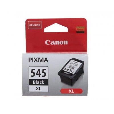 PG-545XL ( 8286B001AA ) Genuine Original Canon High Capacity Black Ink Cartridge