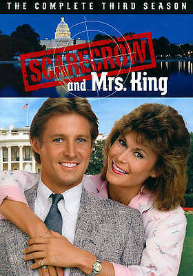 Scarecrow and Mrs. King The Complete Third Season on DVD