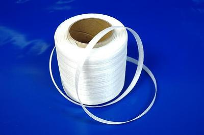 """1/2"""" x 500' Cross Woven Poly Strapping Cord for Shrink Wrap Installation"""