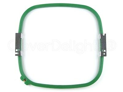 "Embroidery Hoop - 30cm 11.8"" - 355mm Wide (14"") - For Tajima Toyota Commercial"